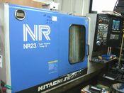 NC旋盤NR23日立精機製
